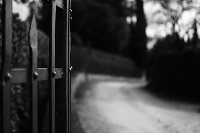 hlavní vrata