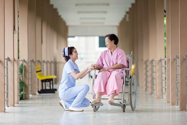 péče o vozíčkářku
