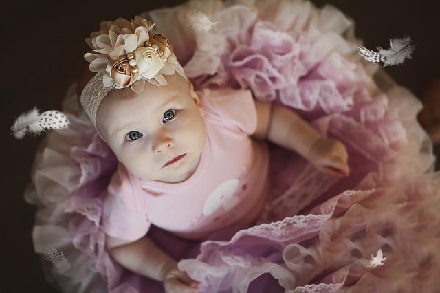 dívka balerína