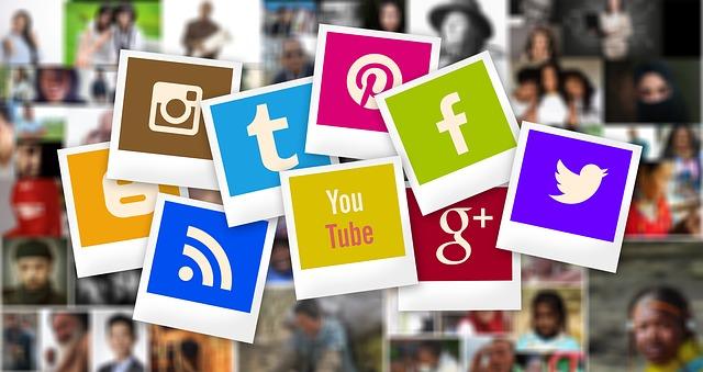 sociální značky