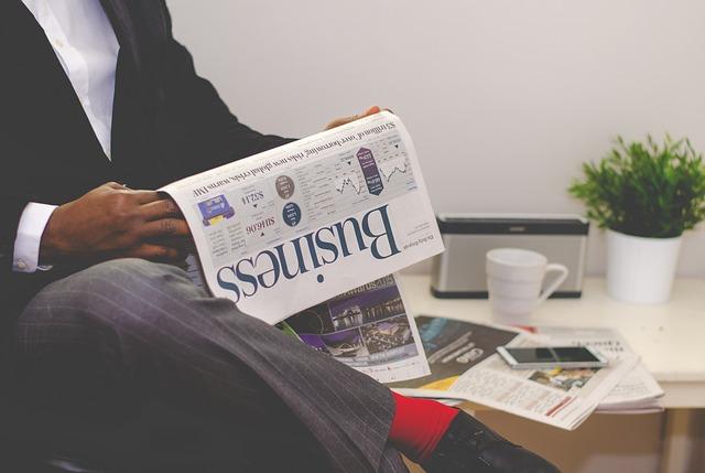 noviny podnikatele