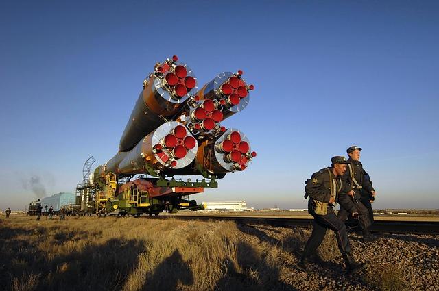 kazakhstanská raketa