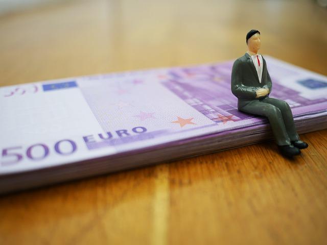 postavička na bankovkách