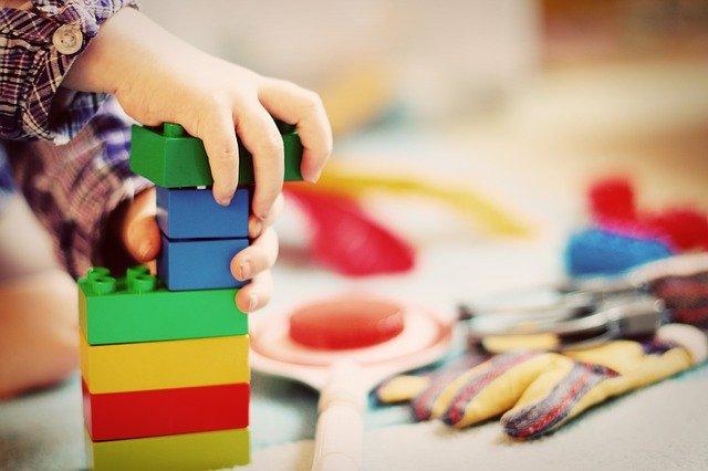 dětská stavebnice
